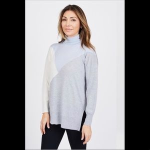 Vince Camuto Color Block Sweater